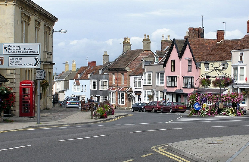 Thornbury High Street