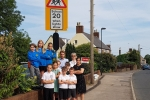 North Road pupils